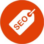 SEO Iconography Stock