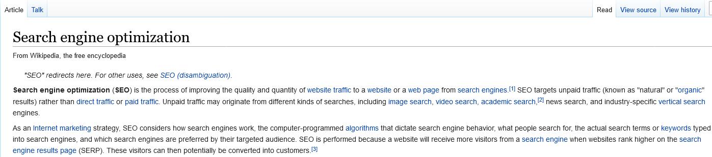 Search-Engine-Optimization-Wikipedia