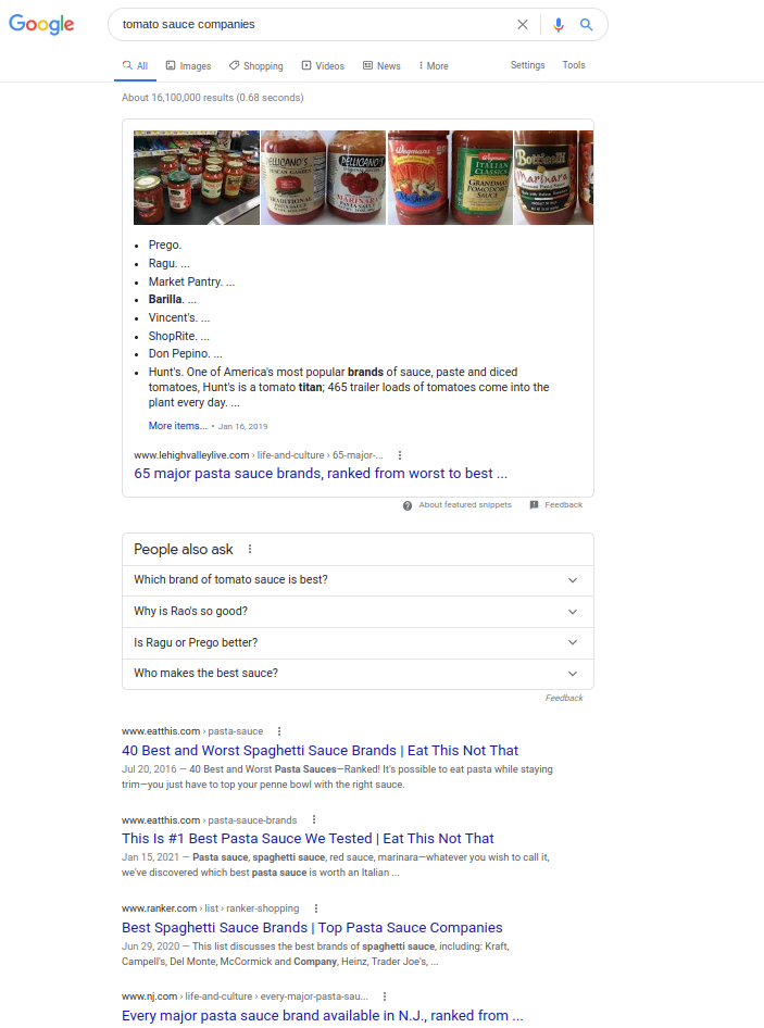 tomato-sauce-companies